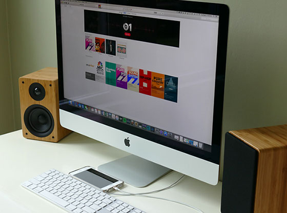 M24 with iMac
